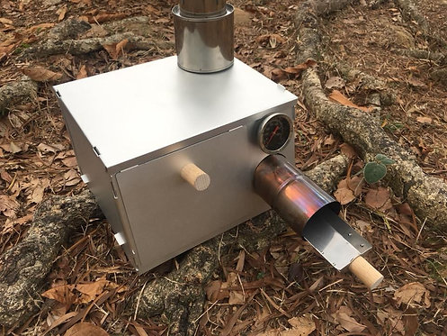 合金製柴火爐