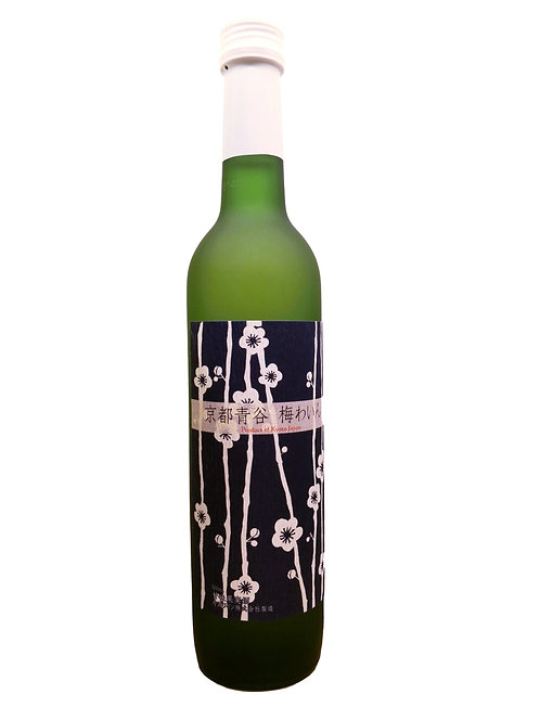 丹波青谷梅酒 500ML