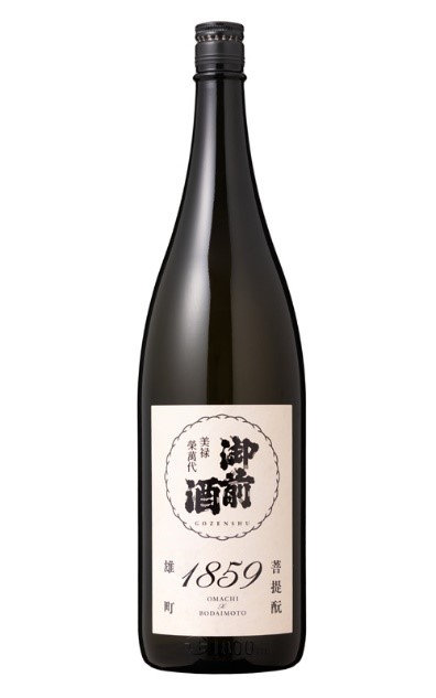 御前酒 1859 菩提酛 純米