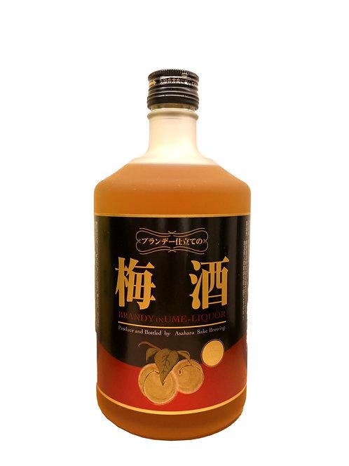 武藏野白蘭地梅酒 720ML