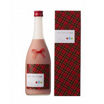 研釀 草莓牛奶梅酒