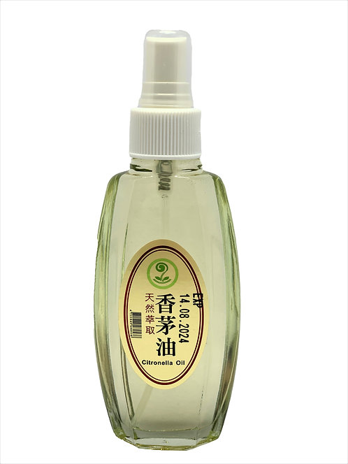 台灣禾一發 純香茅油110ml