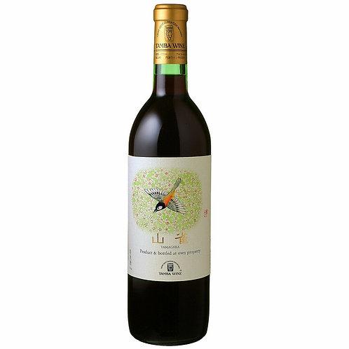 山雀 紅酒 750ML