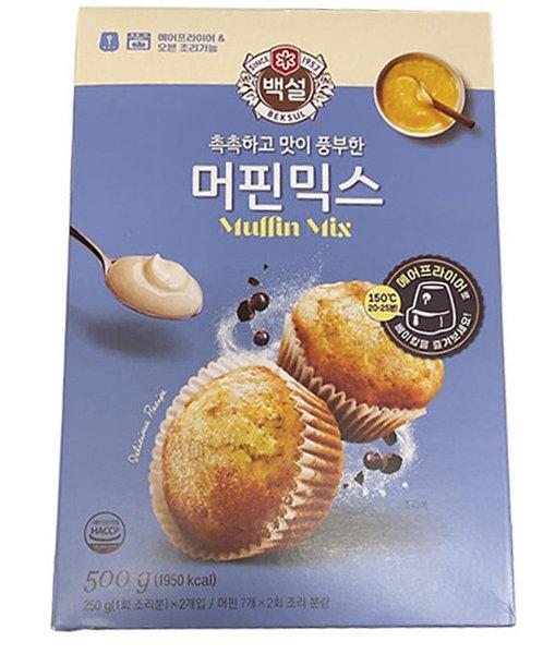 韓國CJ Beksul 蛋糕仔烘焙粉 500g