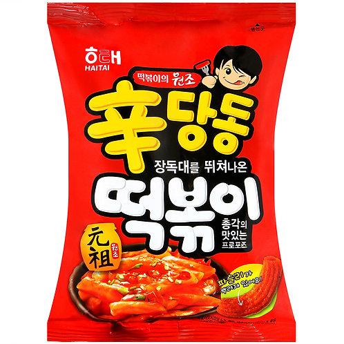韓國Haitai 元袓辣年糕脆條 110g
