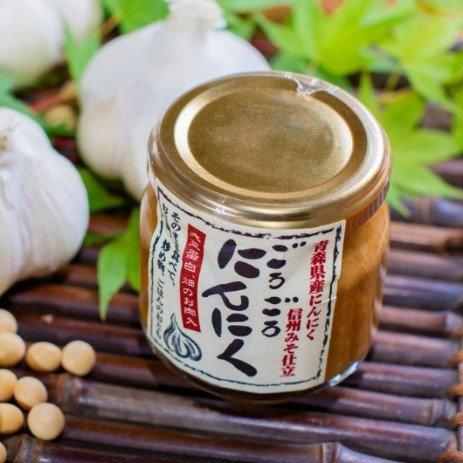 無添加日本味噌  (蒜味)