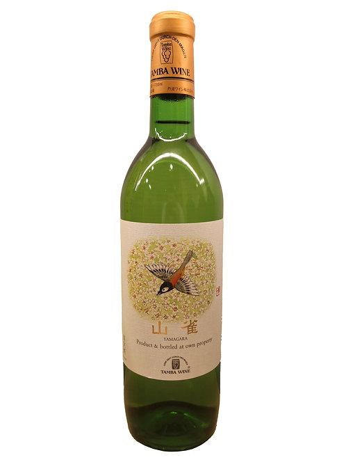 山雀 白酒 750ML
