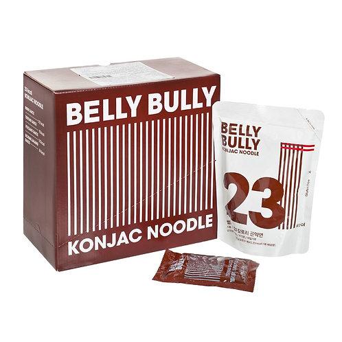韓國BELLY BULLY瘦身蒟蒻麵 - 四川炸醬味 (1盒5包)
