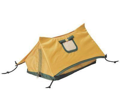 特色帳篷盒裝紙巾套 (黃/綠)