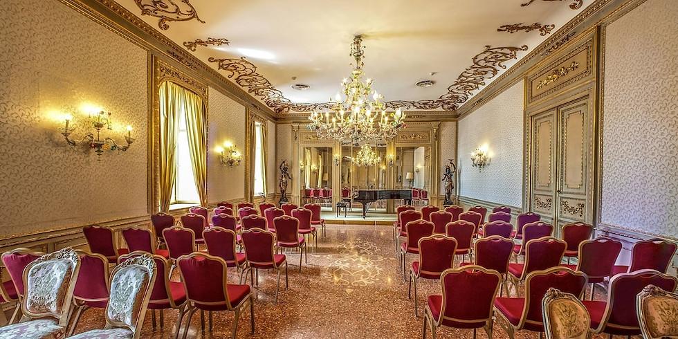 Imago Sloveniae and Amici della Musica Udine Concert