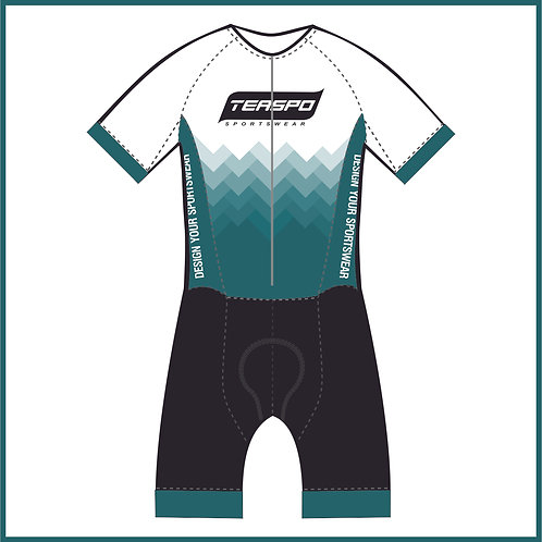 "Triathlon Body kurzarm ""Sonic Swim"""