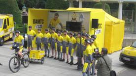 Weltpremiere: ÖAMTC erweitert Pannenflotte mit E-Bikes