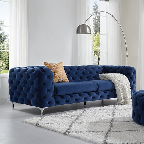 Kruger Tufted Chesterfield