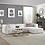 Thumbnail: Mixed Modular 5pc Sofa