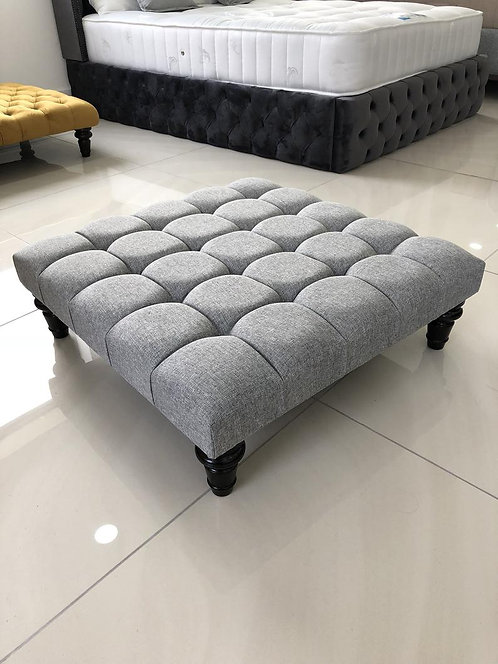 Ray Upholstered Footstool