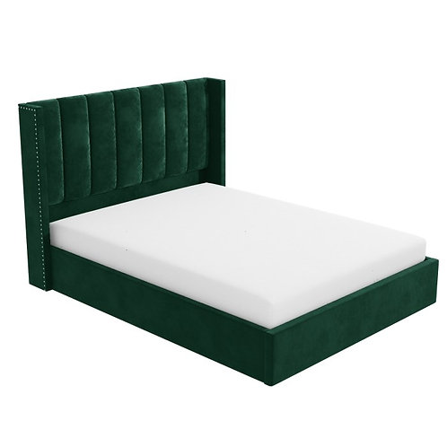 Maddox Wing Back Bed