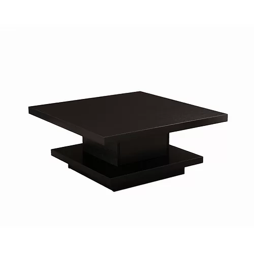 Revell Pedestal Coffee Table with Storage