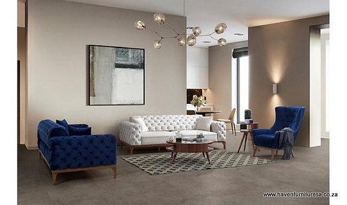 Carmen 4pc Sofa Set