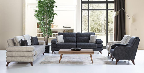 Paramount 4pc Sofa Set