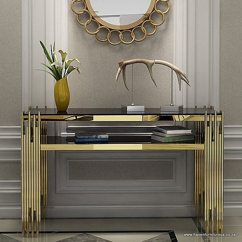 Luxury Faux Console Table
