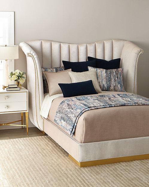 Mariana  Tufted Bed
