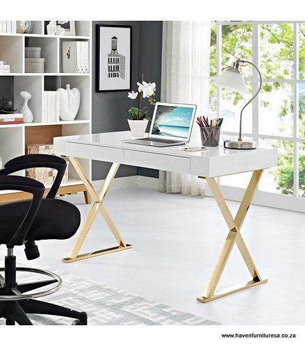 Modway X Frame Desk