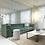 Thumbnail: Contempo Designer Italian Sofa