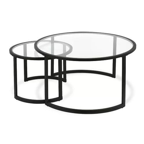 Mitera Round Nesting Coffee Table
