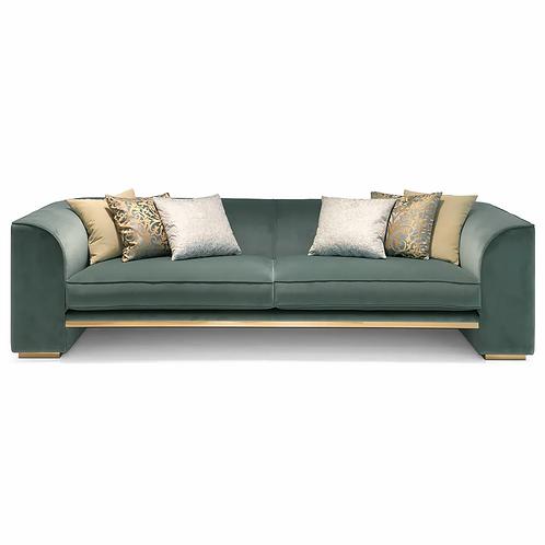 Contempo Designer Italian Sofa