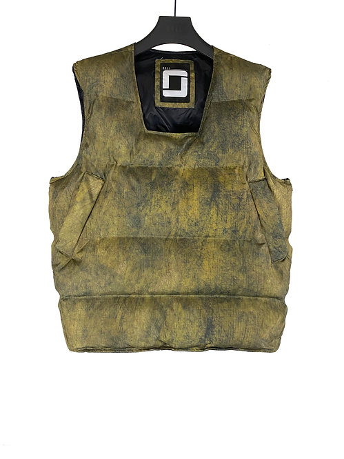PACKED SLIP GILET (GALL CAMO)
