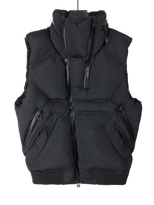 PACKED TACTIC VEST (BLACK)