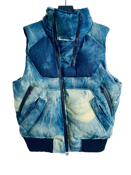 PACKED TACTIC VEST (CORROSION BLUE)
