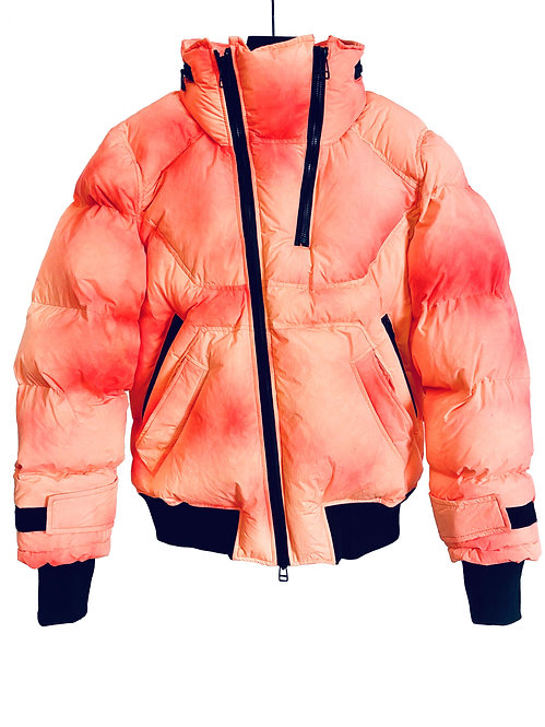 PACKED TACTIC BOMBER (HYPER CORAL ORANGE)