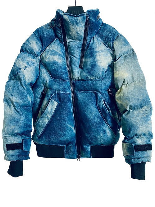 PACKED TACTIC BOMBER (CORROSION BLUE)