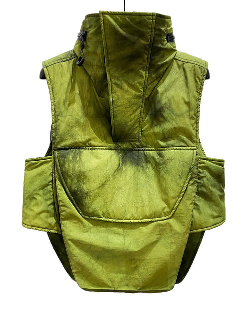 EXPANSION AIR UTILITY VEST (DISTRESSED GREEN)
