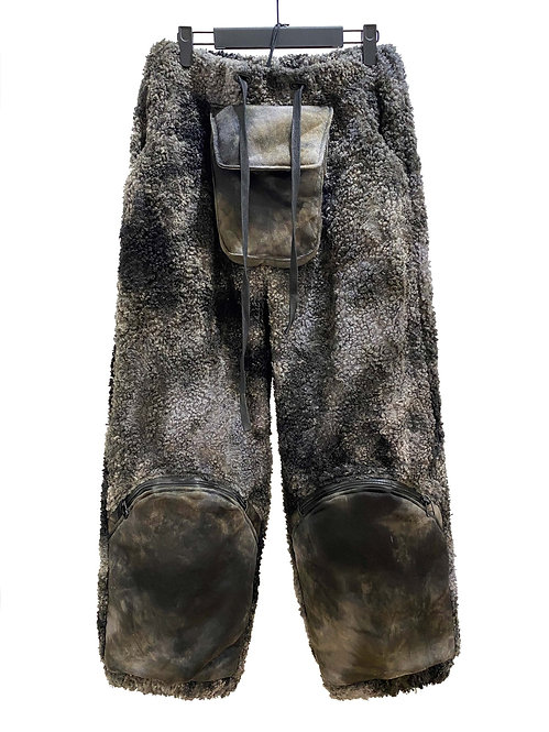 X-INSULATE FLAME THROWER TROUSER (BLACK VARIANCE WASH)