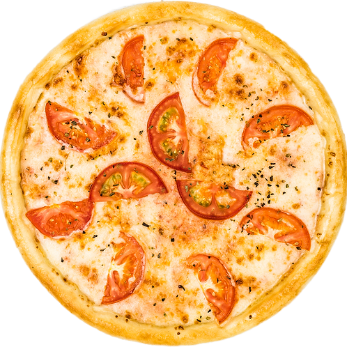 Римская (с ветчиной, оливками и томатами )