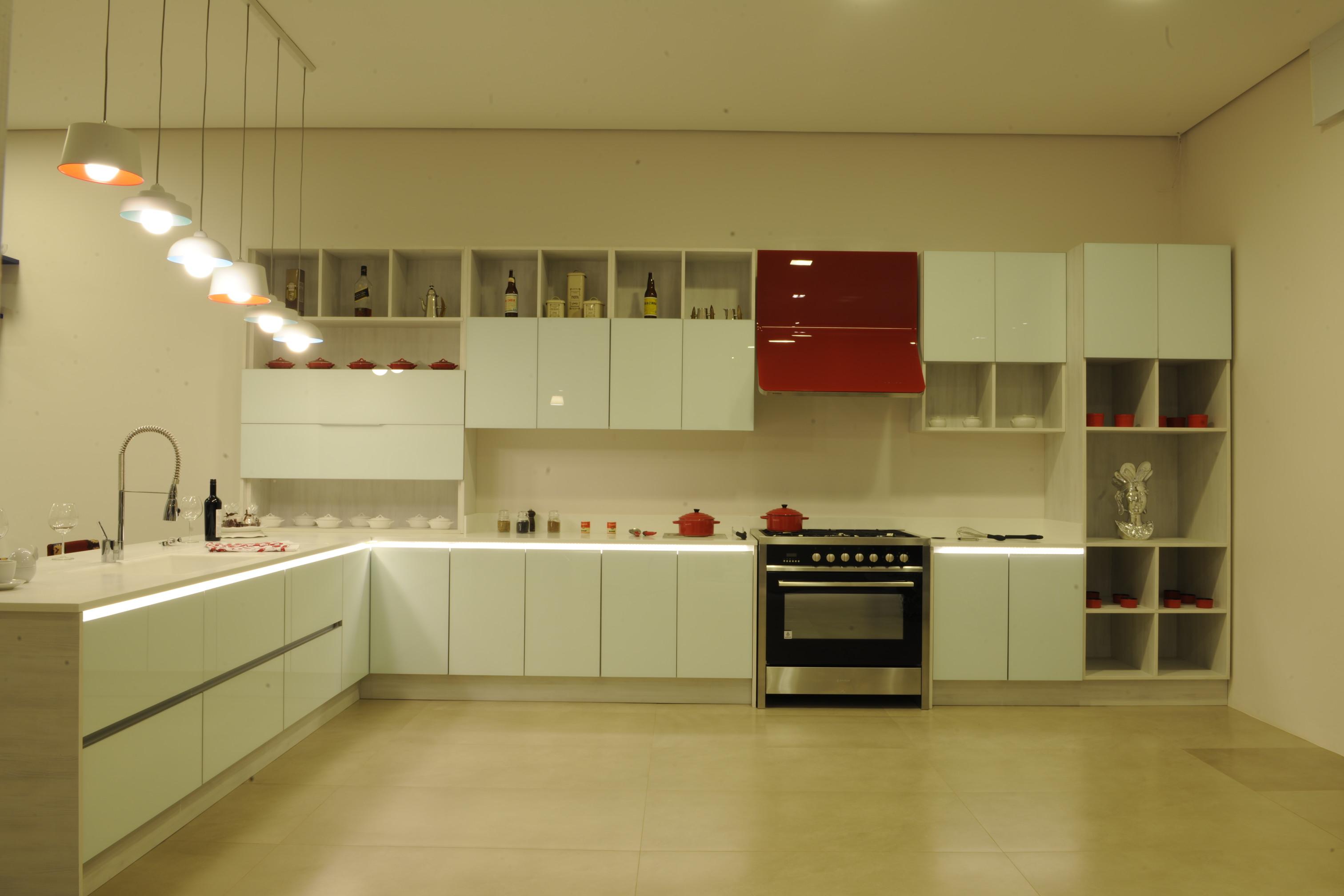 Cozinha Branca 4