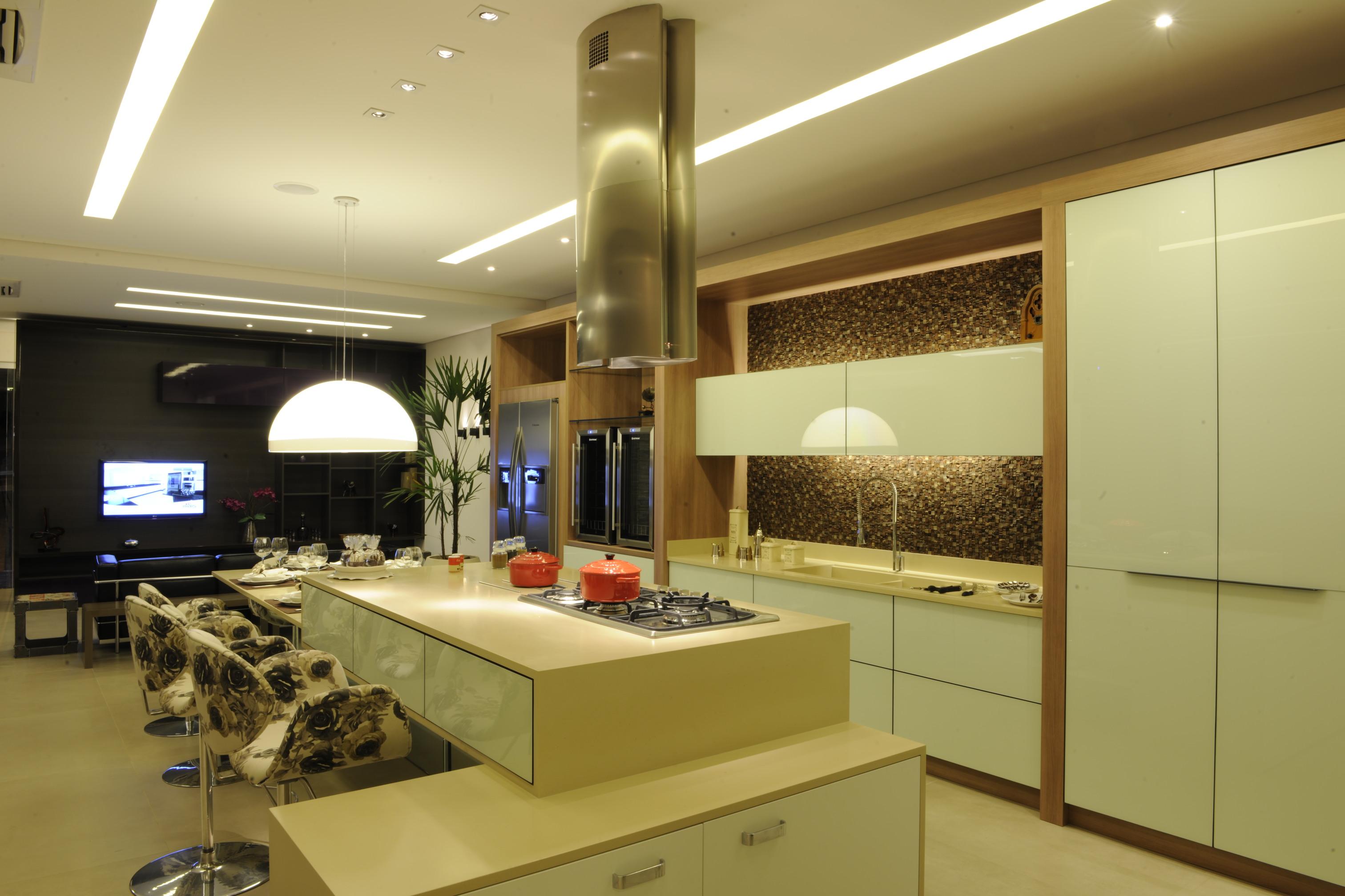 Cozinha Corian 5