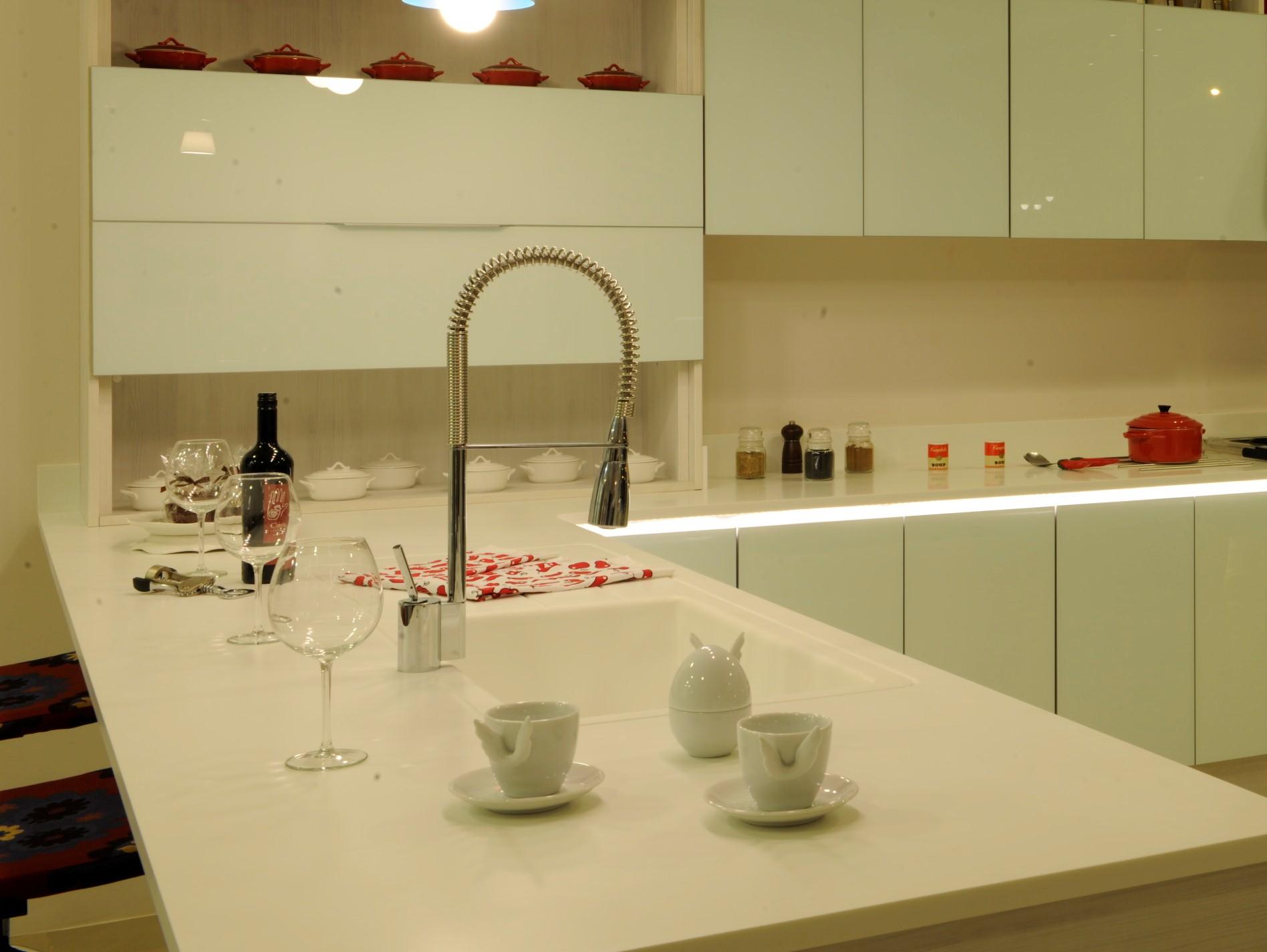Cozinha Branca 6