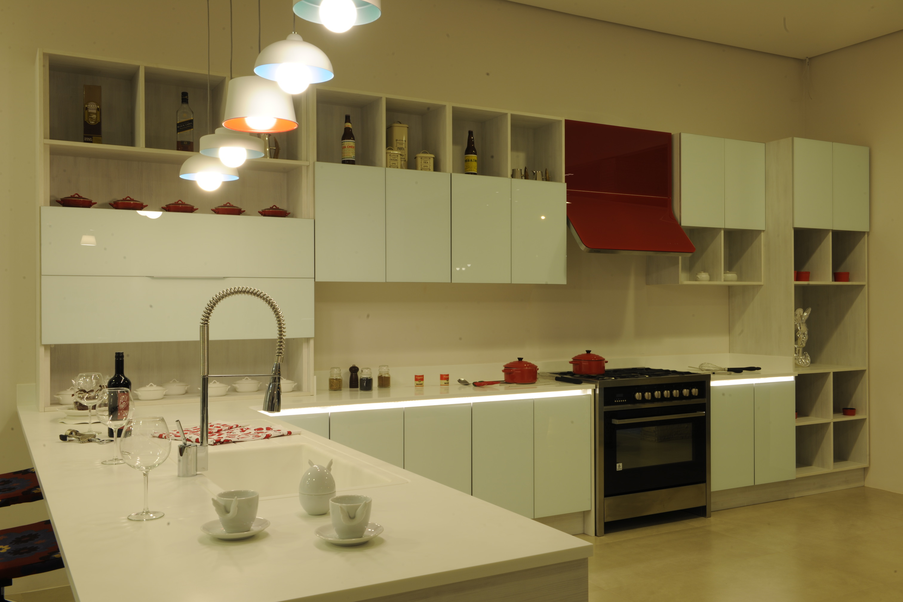 Cozinha Branca 5