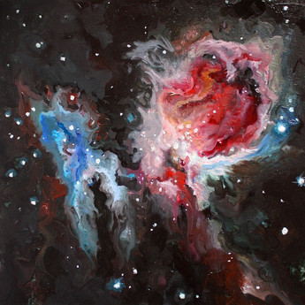 Narcissus and Tulip in Orion