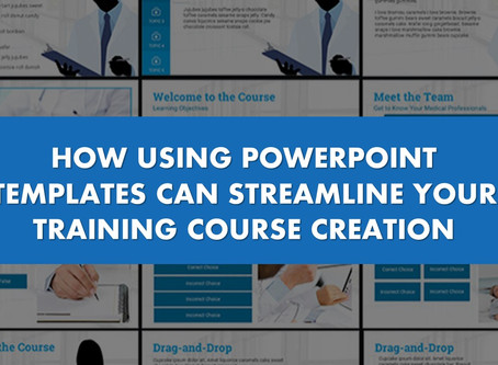 Using PowerPoint for Course Creation