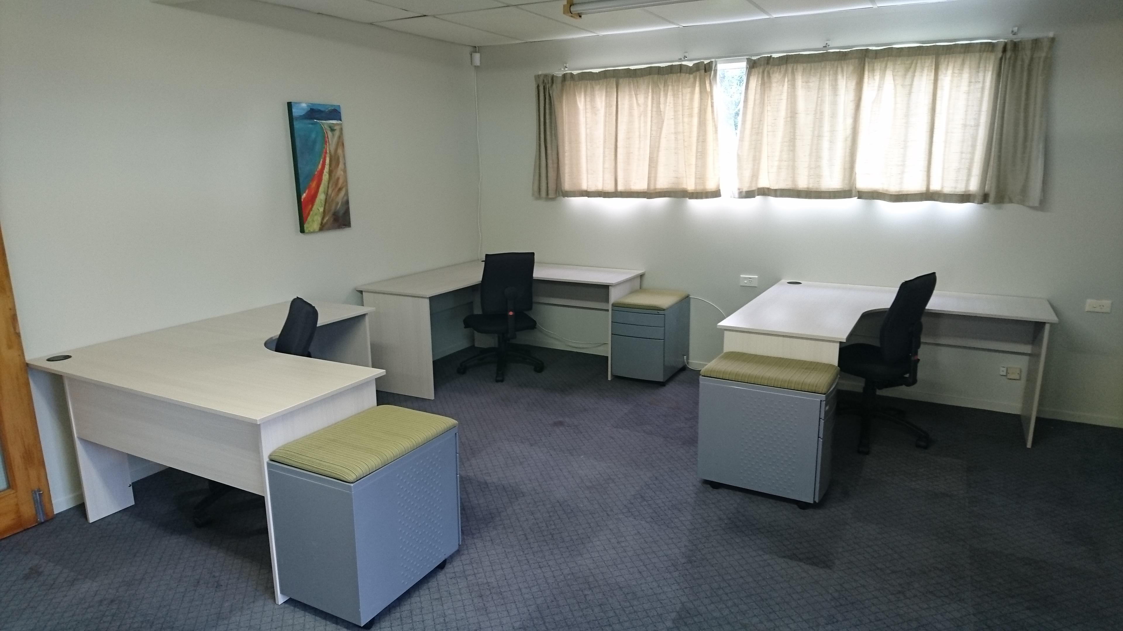 Smaller office room