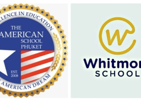 AMERICAN SCHOOL PHUKET joins forces with WHITMORE SCHOOL