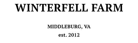 Winterfell Farm Middleburg Virginia
