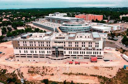 Institut de cancerologie de Nîmes (30)
