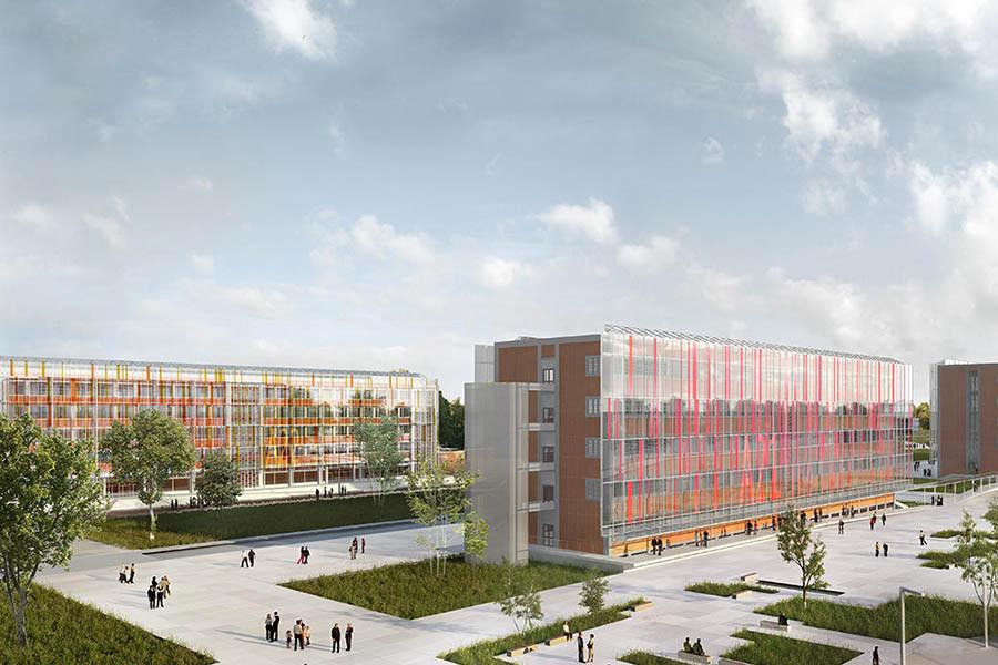 Campus de Bordeaux (33)