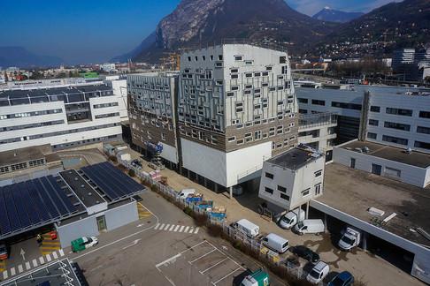 Extension Phelma 2 INPG Grenoble (38)