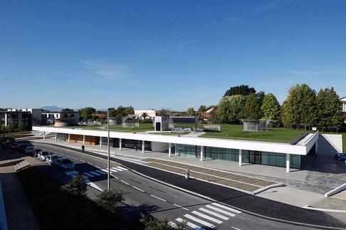 Médiathèque municipale de Tarnos (40)